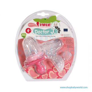 Farlin Grip & Bite Lollipops Oral Set(1)