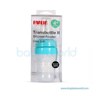Farlin PP Feeding Bottle 240ml With Handle(1)