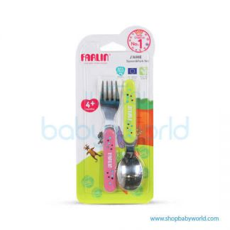 Farlin Spoon & Fork Set(1)