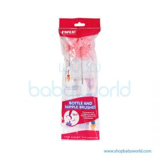 Farlin Bottle And Nipple Brushes(1)