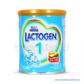 Nestle Lactogen (1) Happy Nutrigro 400g(24)