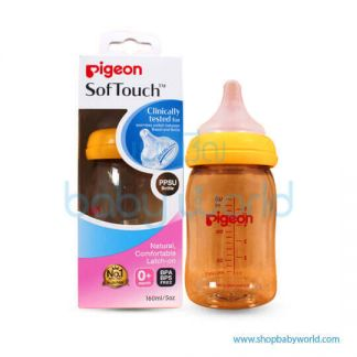 Pigeon Wide Neck Bottle Plus 160ml 26641(64)