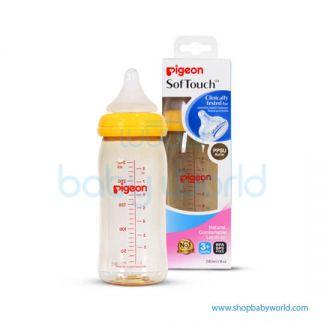 Pigeon Wide Neck Bottle Plus PPSU 240ml 00448(64)
