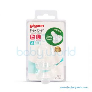 Pigeon Stretchable Nipple Blister 2pcs L 26661(20)