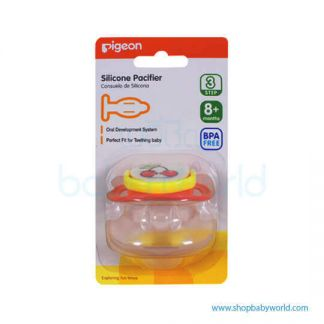 Pigeon Silicone Pacifier Step 3 13678(80)
