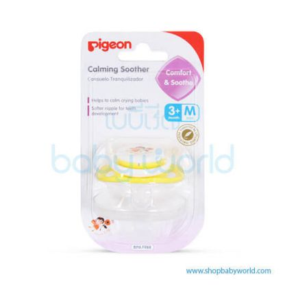 Pigeon Silicone Soother Size M(108)