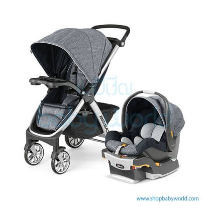 Chicco Bravo Travel System - Indigo 05079761510070