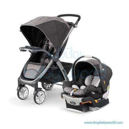 Chicco Bravo Travel System - Meridian  05079761210070