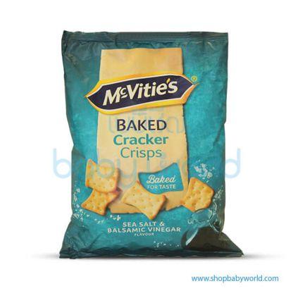 Cracker Crisps Sea Salt & Balsamic Vinegar 150g(10)