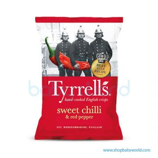 TYRRELLS SWEET CHILLI & RED PEPPER 40G(24)