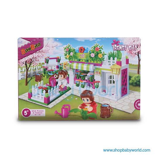 Ban Bao Flower Shop 6116(1)