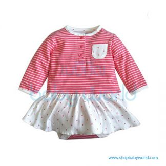 Baby Girl Dress 1 Set 66038(4)