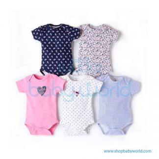 Haowei Baby Rompers 5pcs Set 66047(1)
