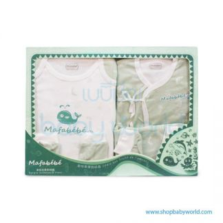 MafaBeBe 4 Seasons 8pcs Green Ocean Gift Set(1)