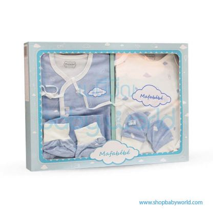 MafaBeBe 4 Seasons 8pcs Blue Sky Gift Set(1)