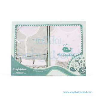 MafaBeBe 4 Seasons 7pcs Green Ocean Gift Set(1)