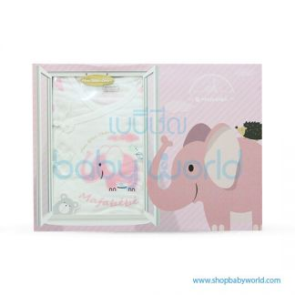 MafaBeBe 4 Seasons 18pcs Pink Elephant Gift Set(1)