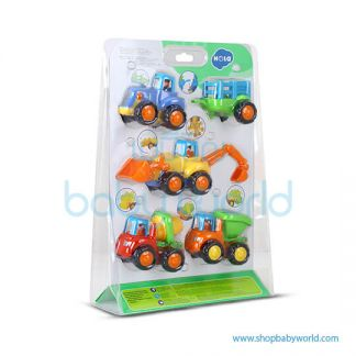 Hola Farm n Country Vehicle Set 326(2Pack 36)