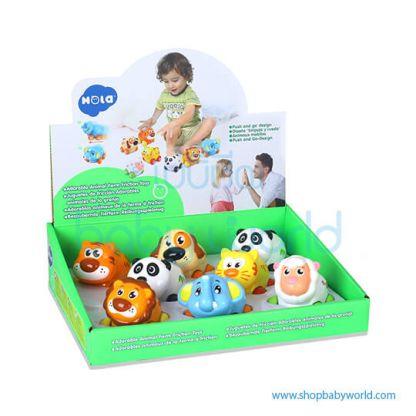 Hola Animal Farm Friction Toys 376(2Pack 24)
