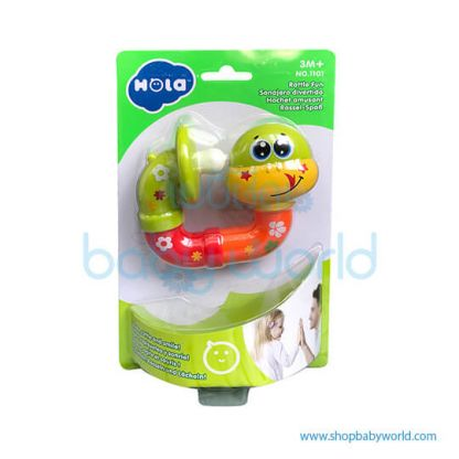 Hola Rattle Fun 1101(2Pack 120)