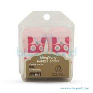 Baby Socks MYB-06P-01