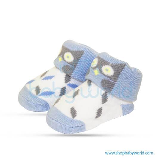 Baby Socks MYB-06BL-02