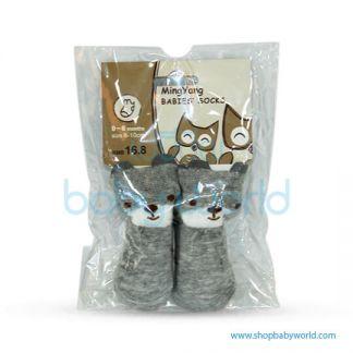 Baby Socks MYB-06GR-04
