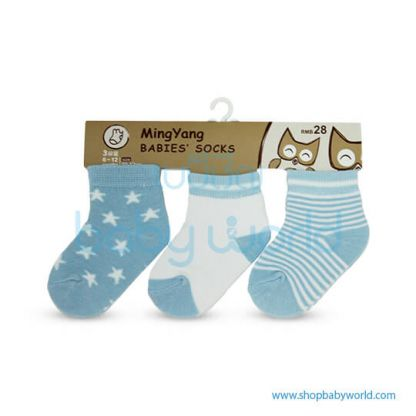Baby Socks MYB-612BW-172