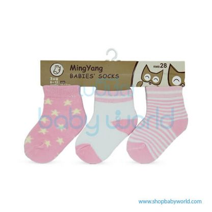 Baby Socks MYB-612P-173