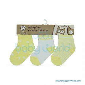 Baby Socks MYB-612Y-174
