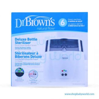 Dr. Brown Electric Sterilizer with LED(4)