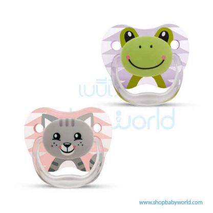 Dr. Brown PV Printed Shield Pacifier, S1Girl,1pack(12)