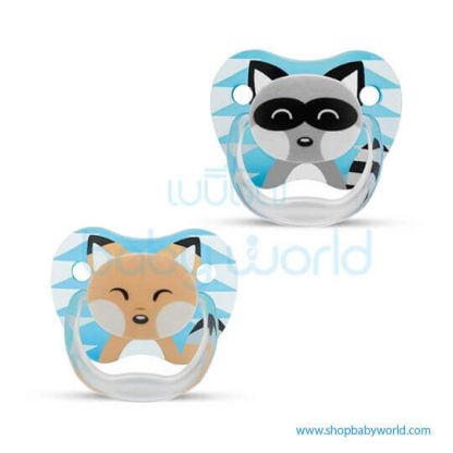 Dr. Brown PV Printed Shield Pacifier, S1Boy,1pack(12)