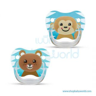 Dr. Brown PV Printed Shield Pacifier, S2Boy,2pack(12)