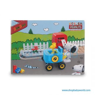 Ban Bao Snoopy everyday fun 7511(1)