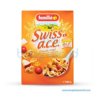 Swiss ACE Crunchy Cereal (500gx6)(6)