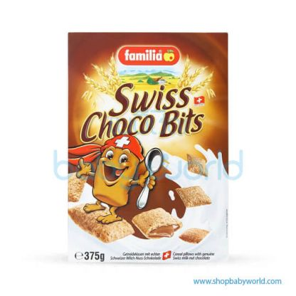 Swiss Choco Bits (375gx 6)(6)