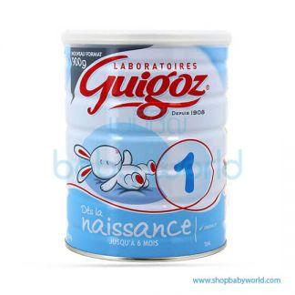 Guigoz (1) 0-6M 900g (6)