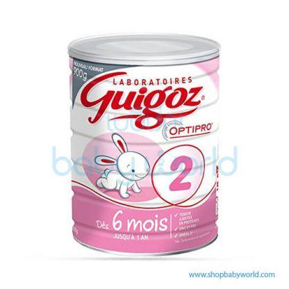 Guigoz 2 Age, 900g(6)