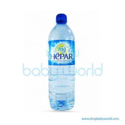 HEPAR natural mineral water 1L (6) (UC)