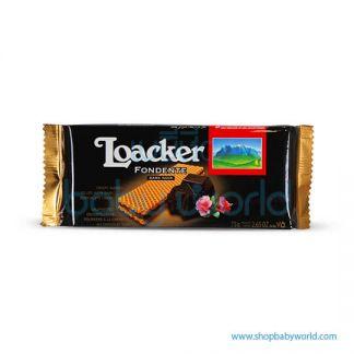 Loacker Speciality Wafer Fondente Dark Noir 75g x 12(12)