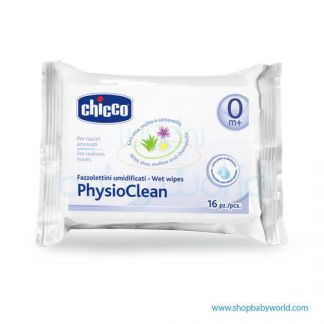 Chicco Physioclean Wet Wipes 04984000000(12)
