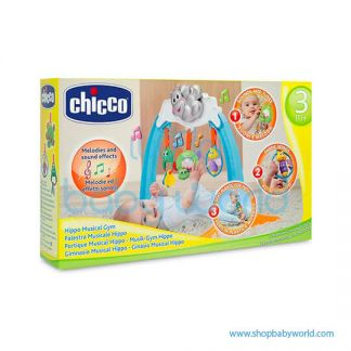 Chicco Hippo Musical Gym 05195000000(1)