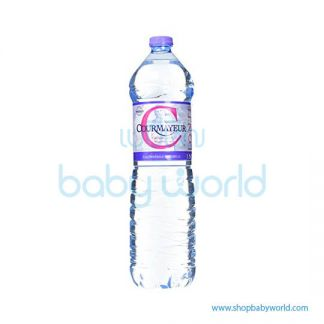 COURMAYEUR Natural mineral water 1.5L (6) (UC)
