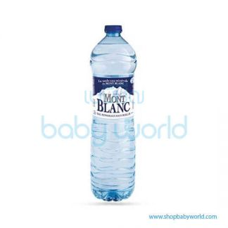 Mont Blanc Natural Mineral Water 1.5L (6) (UC)