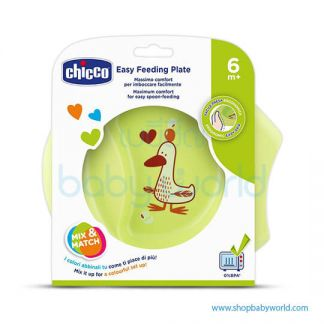 Chicco EASY FEEDING BOWL 6M+ MIX 00016001400000( 6)