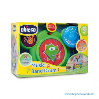 Chicco Music Band Drum 06993000000(1)
