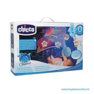 Chicco Magic Stars Cot Mobile (Boy) 02429200000(1)