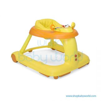 Chicco CHICCO 123 BABY WALKER ORANGE 4079415420000(1)