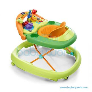 Chicco Walky Talky Baby Walker Green Wave 07079540320000(1)